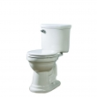 AquaSource Round Two Piece Toilet